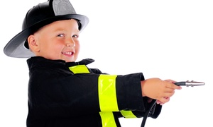 FireZone: Five Drop-In Play Sessions or a Firefighter-Themed Party for Up to 14 at FireZone (Up to 62% Off)