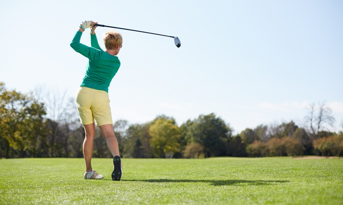 The SW Golf Academy  - SW Golf Academy Performance Studio - Indoor: Private Golf Lessons at The Steve WenPetren Golf Academy (Up to 58% Off). Three Options Available.