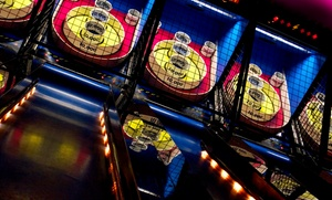 Two-hour Party Package With Food For Up To 15, Or 100 Game Tokens At University Family Fun Center (up To 45% Off)