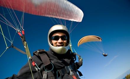 Vuelo en parapente o paramotor para 1 personas desde 39,99 € con Parandaluz