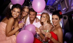 Sinderella Coach: $199 for Two-Hour Party Bus Rental for 20 from Sinderella Coach ($499 Value)