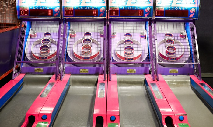 University Family Fun Center - University City: Two-Hour Party Package with Food for Up to 15, or 100 Game Tokens at University Family Fun Center (Up to 54% Off)