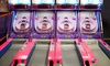 University Family Fun Center - University City: Two-Hour Party Package with Food for Up to 15, or 100 Game Tokens at University Family Fun Center (Up to 45% Off)