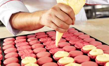 1 cours de 2h30 pour apprendre à confectionner des macarons pour 1 ou 2 dès 39 € à l'Atelier Macarons Papy Bio