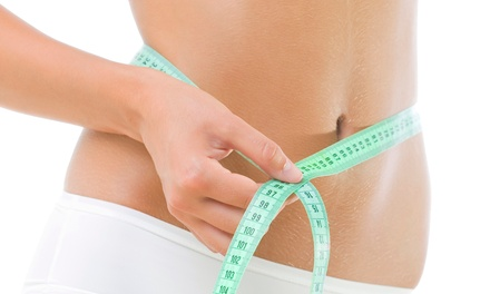 One, Three, or Six Laser Lipo Treatments with Body Vibration Session at The Slim Co of Visalia (Up to 81% Off)