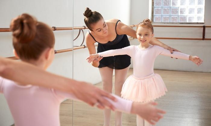 Dance Plus - San Antonio: $37 for Eight Children's Dance Classes at Dance Plus ($75 Value)