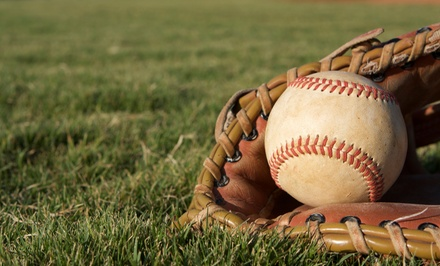 One-Week Baseball-Training Clinic at Tuckahoe Sports Training Center (40% Off)