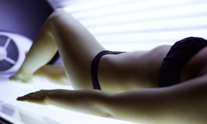 The Painted Lady Tanning and Spa: $9 for Week of Unlimited UV Tanning, Mystic Tanning, Red-Light Therapy, or Zaaz Treatment ($20 Value)