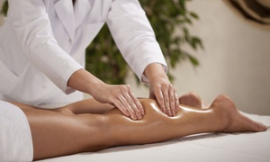 Get Back Health: Choice of One-Hour Massage Treatment with Consultation at Get Back Health (28% Off)