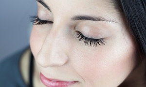Destiny Hair Designs: Full Set of Eyelash Extensions with Optional Fill or After-Care Kit at Destiny Hair Designs (51% Off)