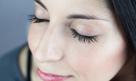 $79 for a Full Set of Mink Eyelash Extensions at Katie Yorn Hairstyling ($200Value)