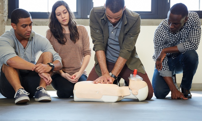 Critical Training Solutions - Seattle: Five-Hour CPR/AED Class for One or Two People with Certification at Critical Training Solutions (Up to 44% Off)