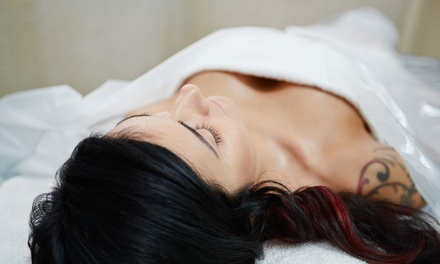 One or Three Herbal Body Wraps at Herbal Therapy Body Wraps