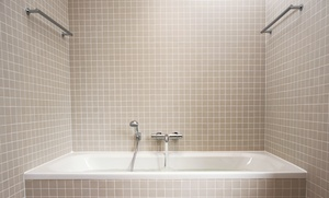 Green Team Cleaning Service: $25 for Bathtub Non-Slip Treatment from Green Team Cleaning Service ($50 Value)