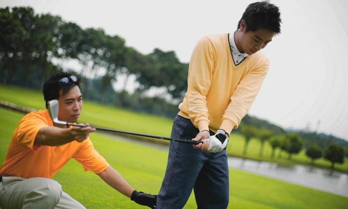 Sugar Grove Golf Center - Edward Hildebrand - Sugar Grove Golf Center: 30- or 60-Minute Private Golf Lesson at Sugar Grove Golf Center (Up to 53% Off)