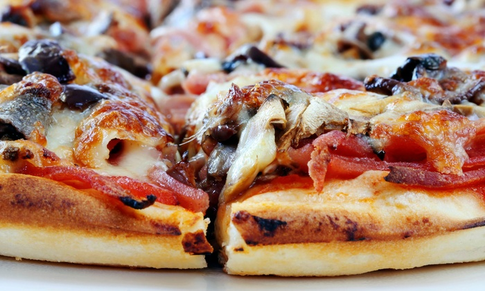 Cool River Pizza – Orangevale - Orangevale: $19 for $30 Worth of Pizza and Drinks at Cool River Pizza – Orangevale