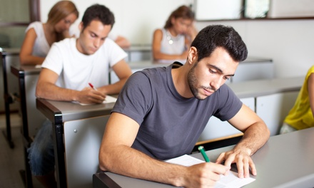 $99 for 4Hour ACT Test Prep Session with Mock Exam and College Planning from iLearn Academy ($450 value)