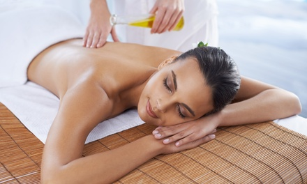 60Minute Thai Hot Oil Massage $49 or 75Minute Pamper Package $65 at Siam House of Healing Up to $109 Value