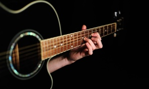 Ad Hoc Music Lessons: Two or Four Music Lessons at Ad Hoc Music Lessons (Up to 58% Off)