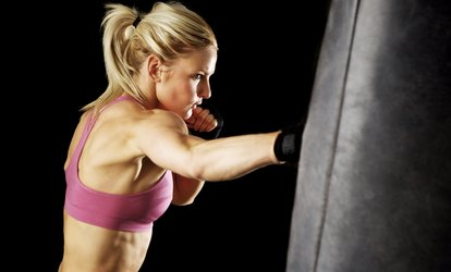 image for 5 or 10 Boxing Class Pass or a Beginner Boxing Package at Striking Beauties Corp (Up to 83% Off)