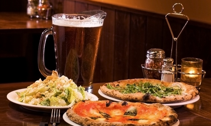 Rendezvous of Luxemburg - Luxemburg: Dine-In American Food for Two or Four or More, or Takeout from Rendezvous of Luxemburg (Up to 45% Off)
