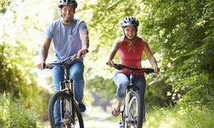 Doo's Amazing Tours LLC: Bike Tour at Boyd Hill Nature Preserve for One or Two at Doo's Amazing Tours LLC (Up to 57% Off)