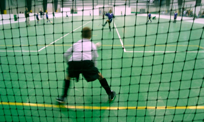 Dynamic Goalkeeping Academy - Parsippany-Troy Hills: A Soccer-Training Session from Dynamic Goalkeeping Academy (45% Off)