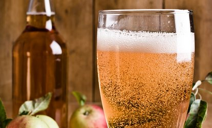 image for Cider at Climb Hard Cider Company (40% Off). Two Options Available.