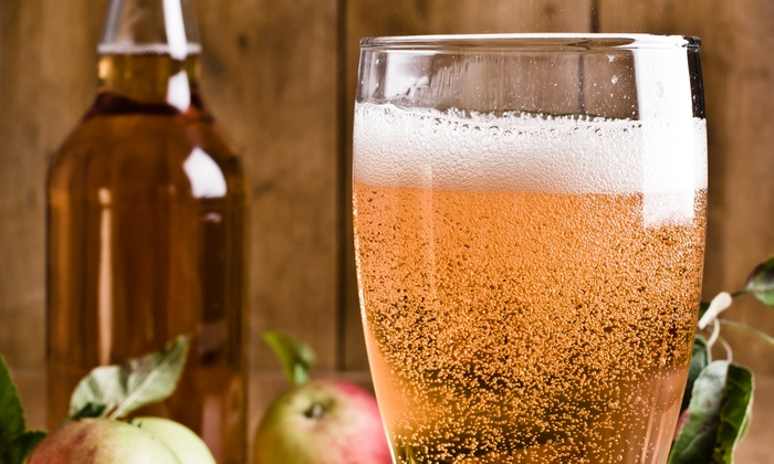 Bushwhacker Cider - Multiple Locations: Cider Tasting Package for Two or Four at Bushwhacker Cider (40% Off). Four Options Available.
