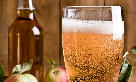 Cider at Climb Hard Cider Company (40% Off). Two Options Available.