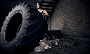 Black Label CrossFit: 10, 20, or 30 Bootcamp Sessions at Black Label CrossFit (Up to 87% Off)