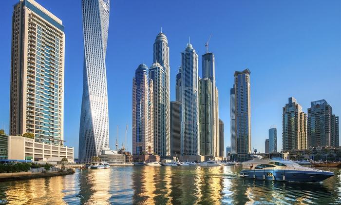 Rayna Tours And Travels - Dubai: ✈Dubai: Volo A/R da Roma, Milano, Bologna e Napoli e 6 notti con colazione in camera Superior in hotel 5* e Spa per 1