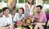 Key West Bacchanalia - Key West: Unlimited Rum Cocktails for One or Two with Optional Burgers at Key West Bacchanalia on June 13 (Up to 62% Off)