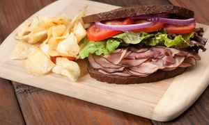Ritz Place Deli: $10 for Two Groupons, Each Good for $10 Worth of Sandwiches at Ritz Place Deli ($20 Total Value)