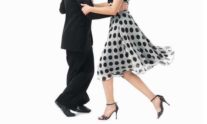 Sac Swings - Roseville Heights: Five Dance Classes from Sac Swings