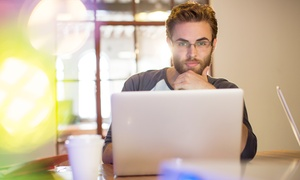 Live Online Academy: Web Development or Web Design Online Course, or Both from Live Online Academy (Up to 98% Off)