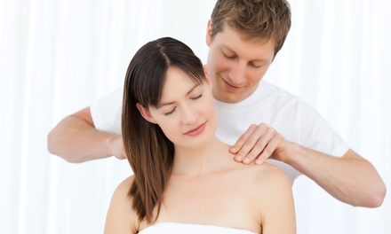 $79 for a Two-Hour Private Couples Massage Class at Om Shanti Healing Arts ($210 Value)