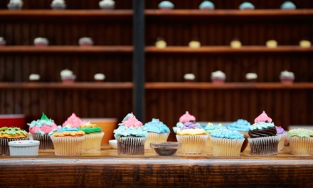 6- or 12-Pack of Cupcakes at Avlcakelady (Up to 37% Off)