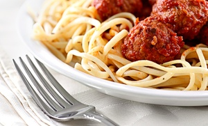 Vincenza's Italian Restaurant and Bakery: $13 for $20 Worth of Italian Food at Vincenza's Italian Restaurant and Bakery