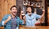 Running Charades - Multiple Locations: Admission for One, Two, or Four to Running Charades (Up to 52% Off)