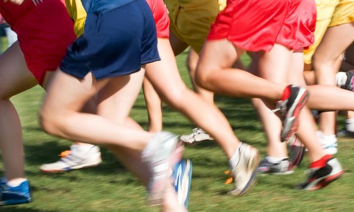 Saddleback Running Club - Rancho Santa Margarita: $99 for One Month Youth Running-Club Membership at Saddleback Running Club ($200 Value)