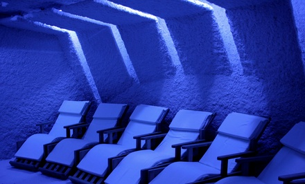 Salt Cave Sessions at Breathe It In Salt Rooms (Up to 62% Off). Four Options Available.