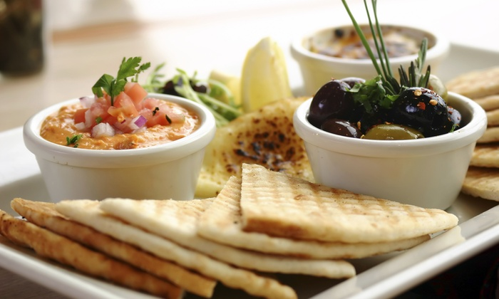 The Casablanca Lounge - Downtown Scottsdale: Small Plates and Drinks at The Casablanca Lounge (Up to 48% Off). Two Options Available.