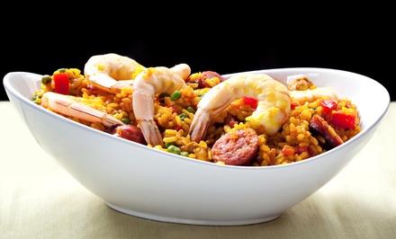 Menu composé d'un plat et dessert pour 2 personnes à 29,90 € au restaurant Les Piétons