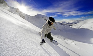 Snowboard and Ski Rental or Tune-Up at Getboards Ski & Snowboard Shop (Up to 68% Off). Seven Options Available.