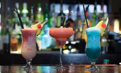 Cocktail Masterclass with Three Cocktails each for One or Two at Bar Chocolate (Up to 55% Off)