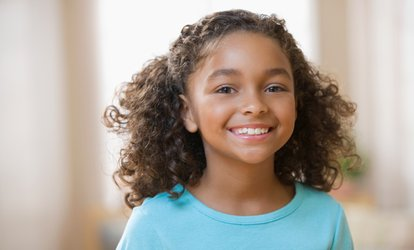 image for Girls' <strong>Spa</strong> Day for One or Three at Galboy's Kids Natural Hair and Braid Boutique (Up to 69% Off)