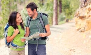 Personal Adventure: Experiencia de supervivencia en plenanaturaleza de 12 o 30 horas para dos o cuatro personas desde 59 €