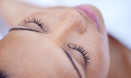 Full Set of Classic Eyelash Extensions with Optional 2-3 Week Fill at Crowned with Beauty (Up to 42% Off)