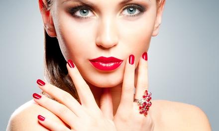 3 o 5 manicure con smalto semipermanente